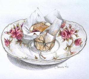 Alexandra Nea. Cranberry Mini Muffins