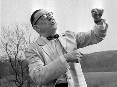LPSR Tautas mākslinieks Marģeris Zariņš. 1975.gads, autors nav zināms.