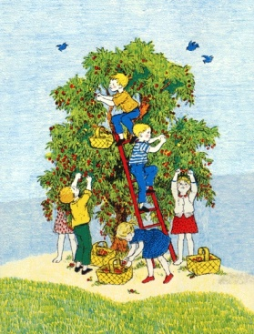Ilonas Viklandes ilustrācija