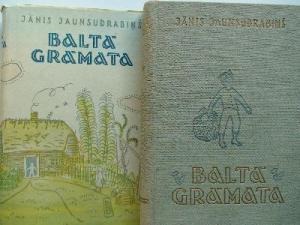 Jaunsudrabins_Balta gramata