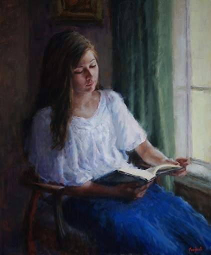 Sue Foell (1956) The Reader