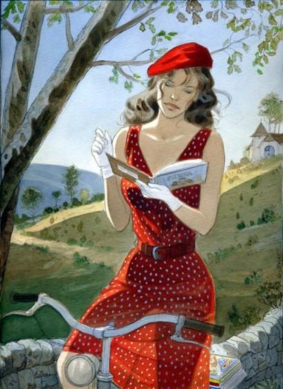 Jean Pierre Gibrat (1954)