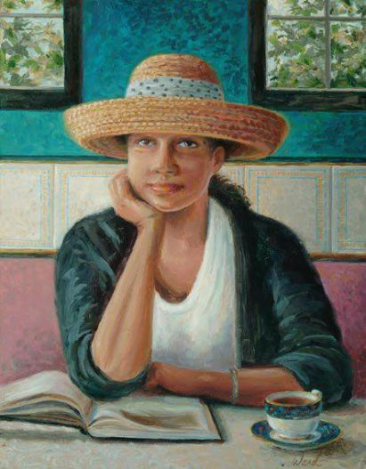 Kathleen Ward. Morning Reading