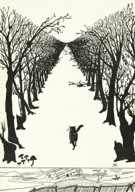 R.Kiplinga ilustrācija