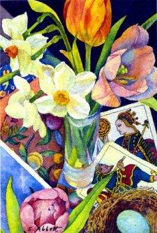 Susan Abbott. Spring Promise