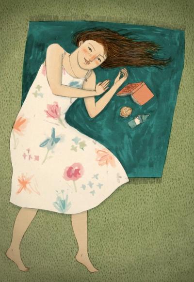 Lizzy Stewart. Summer Reading