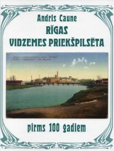 Caune_Rīgas Vidzemes
