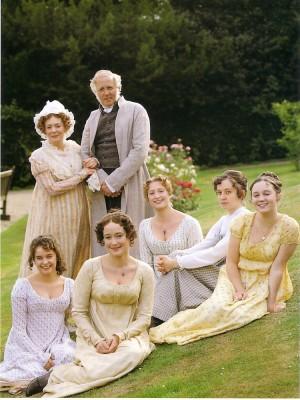Benetu ģimene romāna 1995. gada BBC ekranizācijā