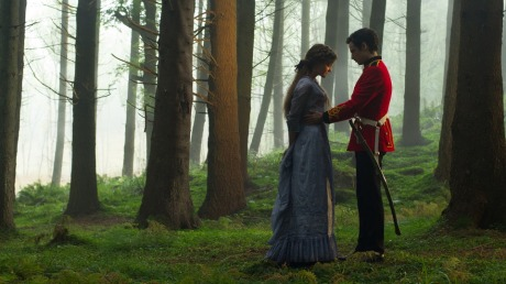 "Kadrs no filmas ""Far from the Madding Crowd""(2015)"
